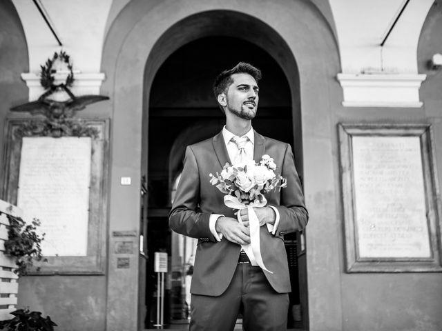 Il matrimonio di Adriano e Katharina a Poggio Berni, Rimini 22