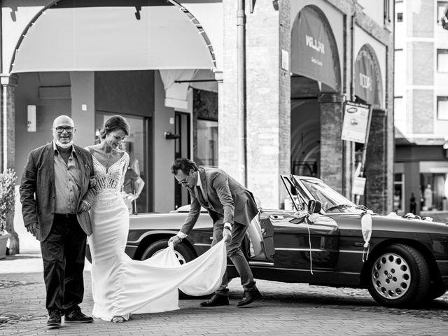 Il matrimonio di Adriano e Katharina a Poggio Berni, Rimini 23