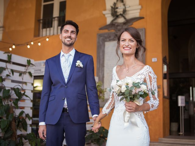 Il matrimonio di Adriano e Katharina a Poggio Berni, Rimini 24