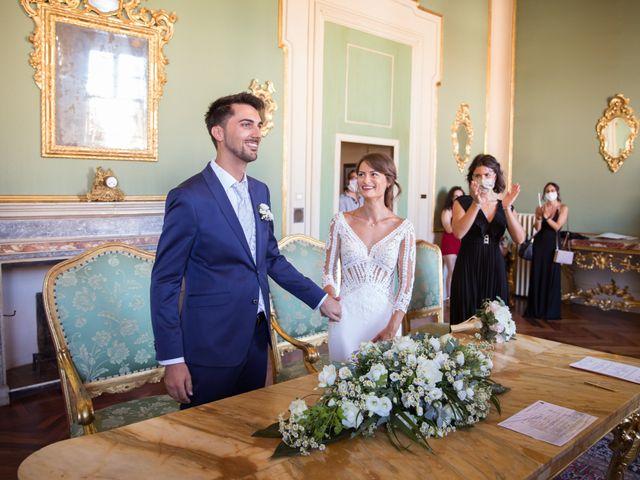 Il matrimonio di Adriano e Katharina a Poggio Berni, Rimini 26