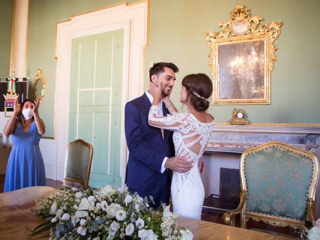 Il matrimonio di Adriano e Katharina a Poggio Berni, Rimini 28