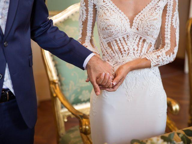Il matrimonio di Adriano e Katharina a Poggio Berni, Rimini 29
