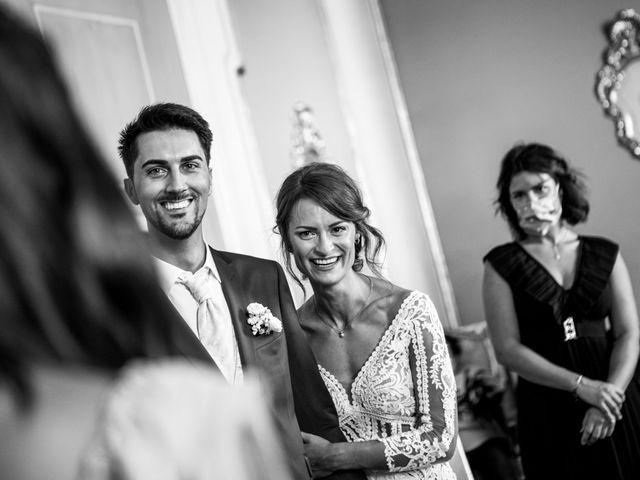 Il matrimonio di Adriano e Katharina a Poggio Berni, Rimini 30