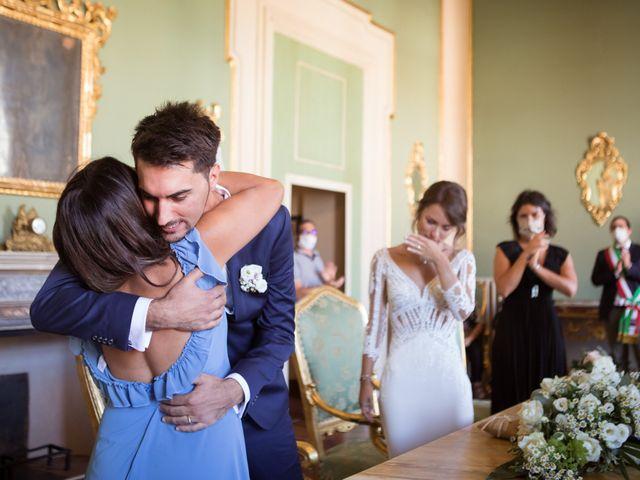 Il matrimonio di Adriano e Katharina a Poggio Berni, Rimini 31