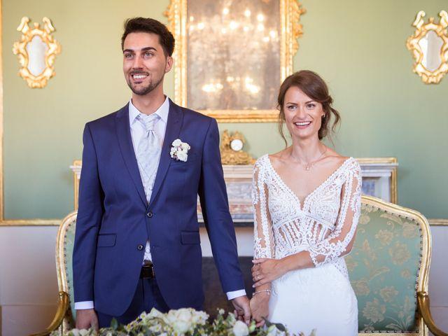 Il matrimonio di Adriano e Katharina a Poggio Berni, Rimini 32