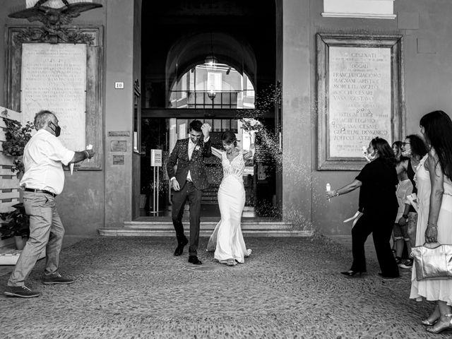 Il matrimonio di Adriano e Katharina a Poggio Berni, Rimini 39