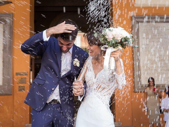 Il matrimonio di Adriano e Katharina a Poggio Berni, Rimini 40