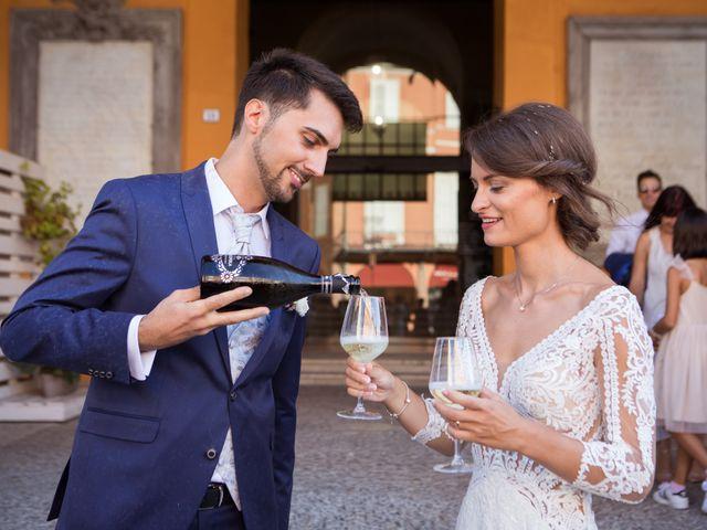 Il matrimonio di Adriano e Katharina a Poggio Berni, Rimini 41