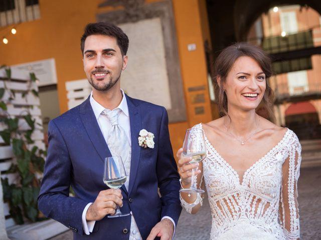 Il matrimonio di Adriano e Katharina a Poggio Berni, Rimini 42