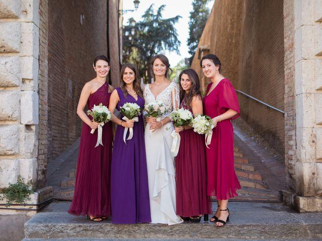 Il matrimonio di Adriano e Katharina a Poggio Berni, Rimini 43