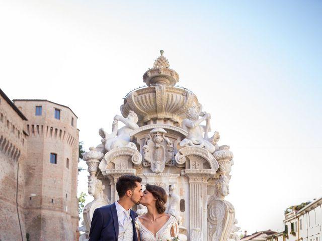Il matrimonio di Adriano e Katharina a Poggio Berni, Rimini 44