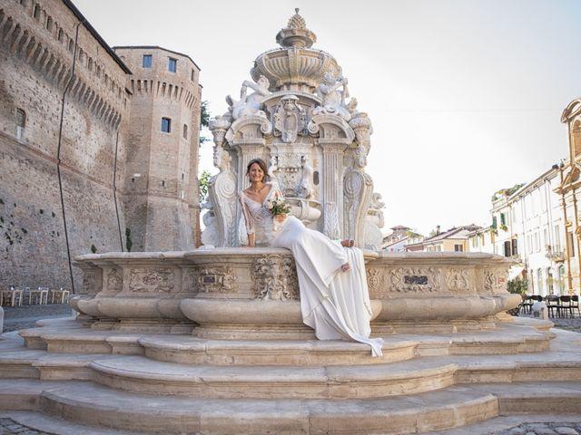 Il matrimonio di Adriano e Katharina a Poggio Berni, Rimini 47