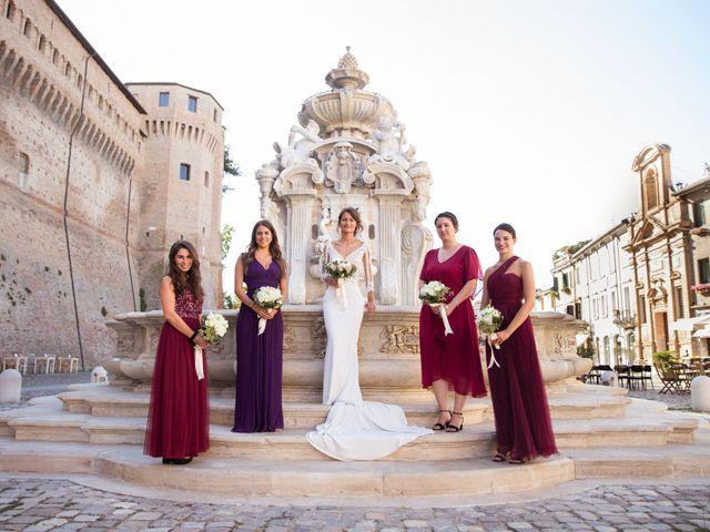 Il matrimonio di Adriano e Katharina a Poggio Berni, Rimini 49