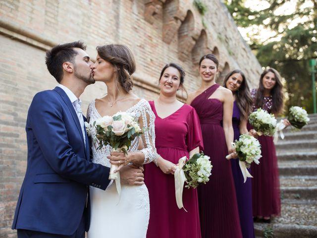 Il matrimonio di Adriano e Katharina a Poggio Berni, Rimini 56