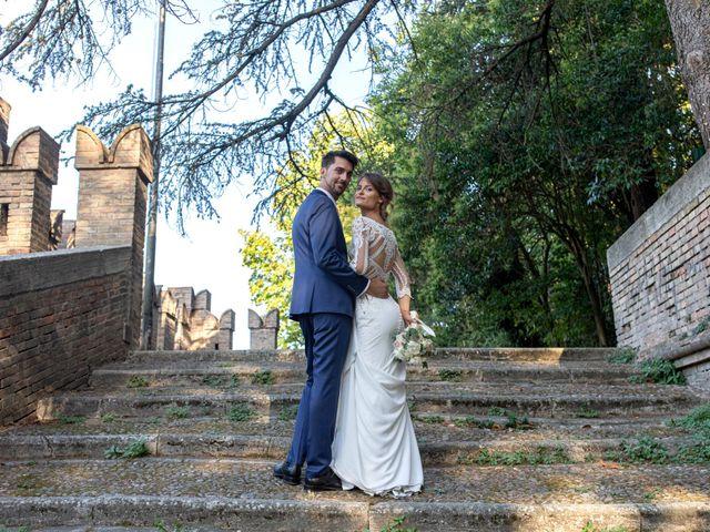 Il matrimonio di Adriano e Katharina a Poggio Berni, Rimini 57