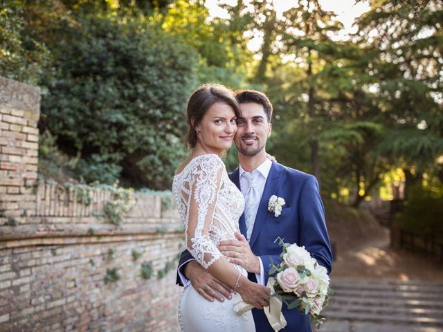Il matrimonio di Adriano e Katharina a Poggio Berni, Rimini 58