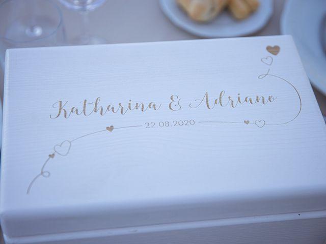 Il matrimonio di Adriano e Katharina a Poggio Berni, Rimini 66