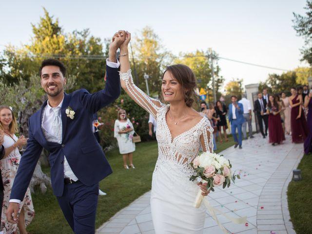 Il matrimonio di Adriano e Katharina a Poggio Berni, Rimini 70