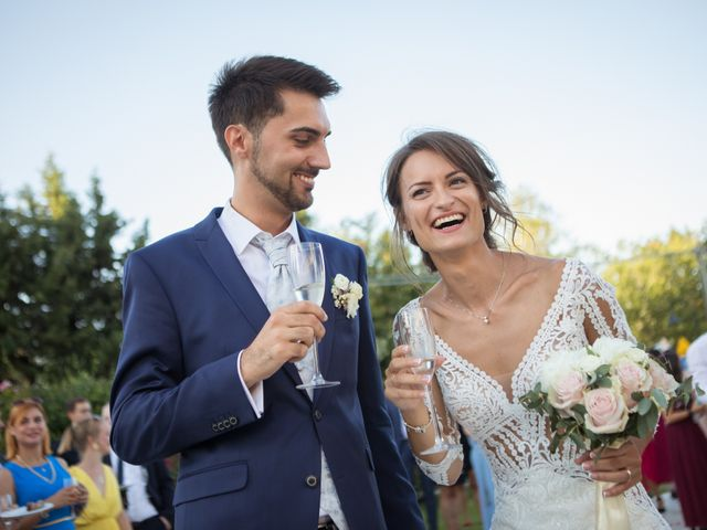 Il matrimonio di Adriano e Katharina a Poggio Berni, Rimini 71