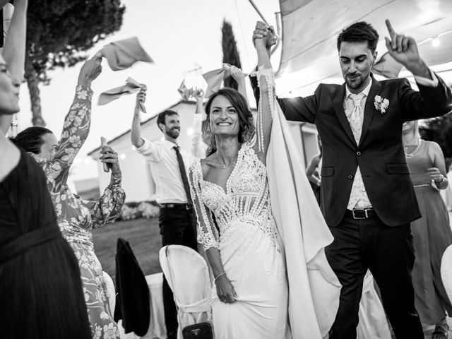 Il matrimonio di Adriano e Katharina a Poggio Berni, Rimini 79