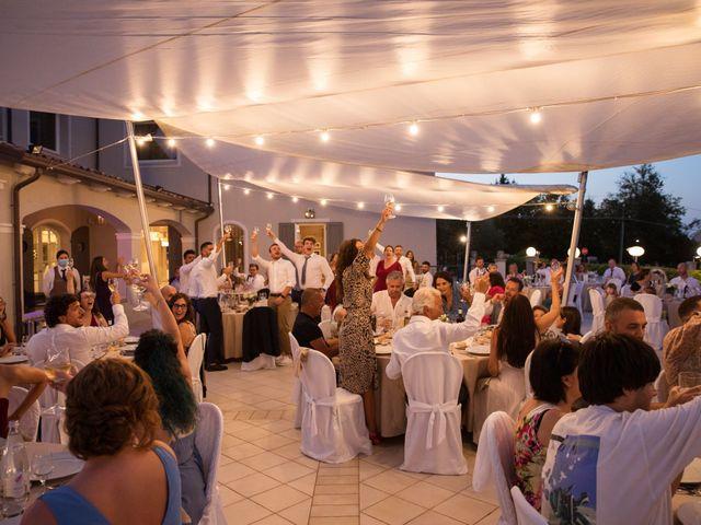 Il matrimonio di Adriano e Katharina a Poggio Berni, Rimini 81