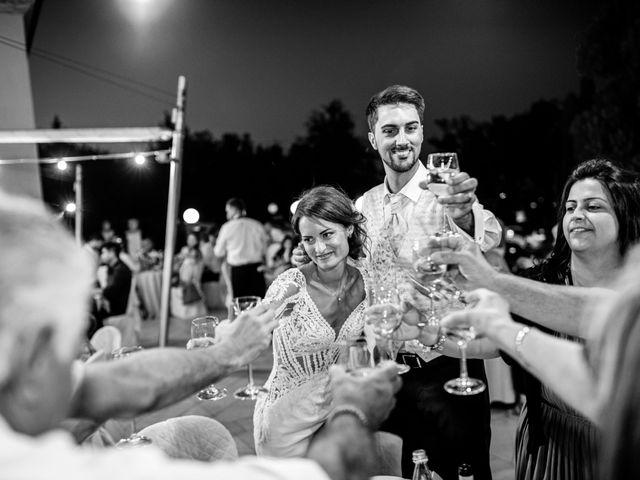 Il matrimonio di Adriano e Katharina a Poggio Berni, Rimini 82