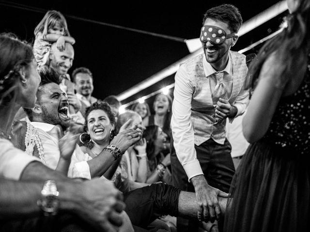Il matrimonio di Adriano e Katharina a Poggio Berni, Rimini 85