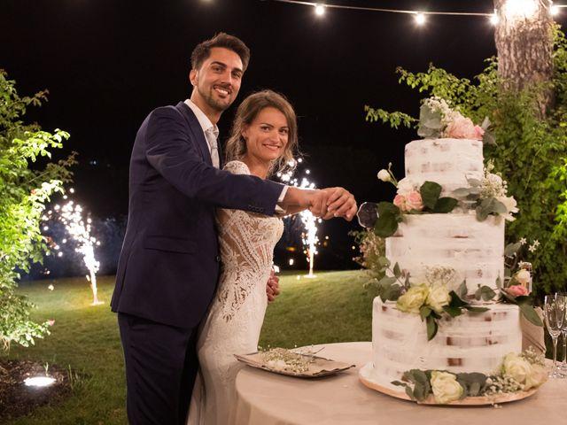 Il matrimonio di Adriano e Katharina a Poggio Berni, Rimini 90