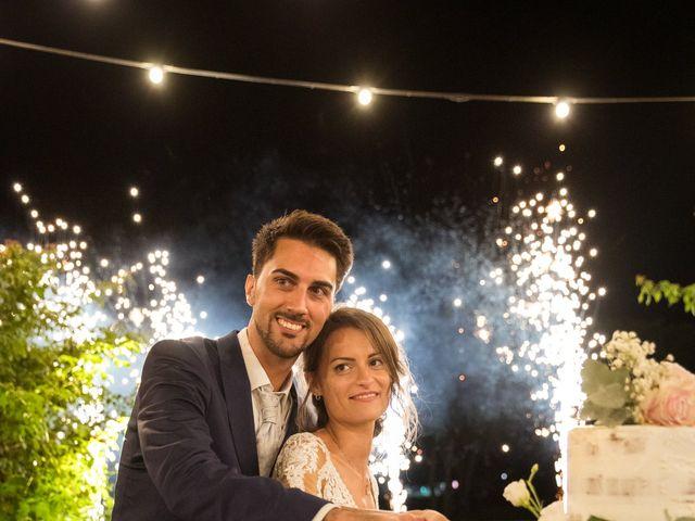 Il matrimonio di Adriano e Katharina a Poggio Berni, Rimini 91