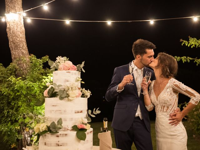 Il matrimonio di Adriano e Katharina a Poggio Berni, Rimini 92