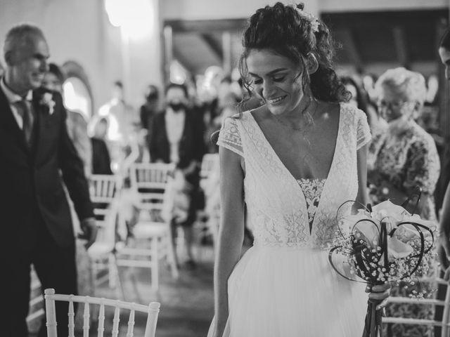 Il matrimonio di Davide e Laura a Ziano Piacentino, Piacenza 12