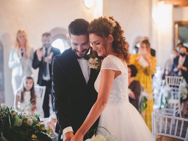 Il matrimonio di Davide e Laura a Ziano Piacentino, Piacenza 14