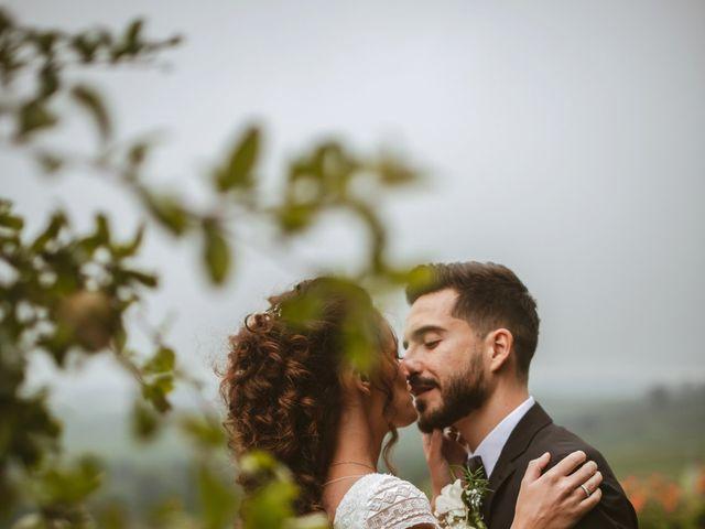Il matrimonio di Davide e Laura a Ziano Piacentino, Piacenza 16