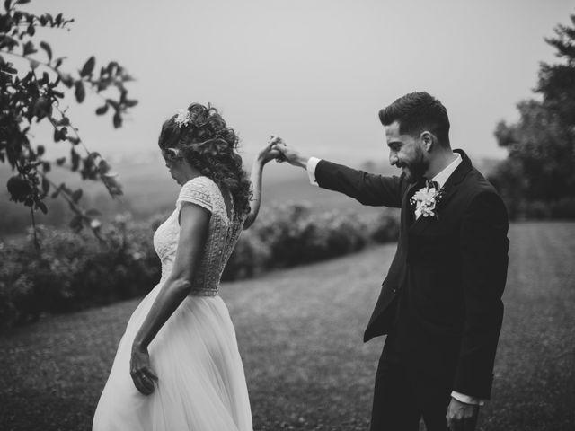 Il matrimonio di Davide e Laura a Ziano Piacentino, Piacenza 18