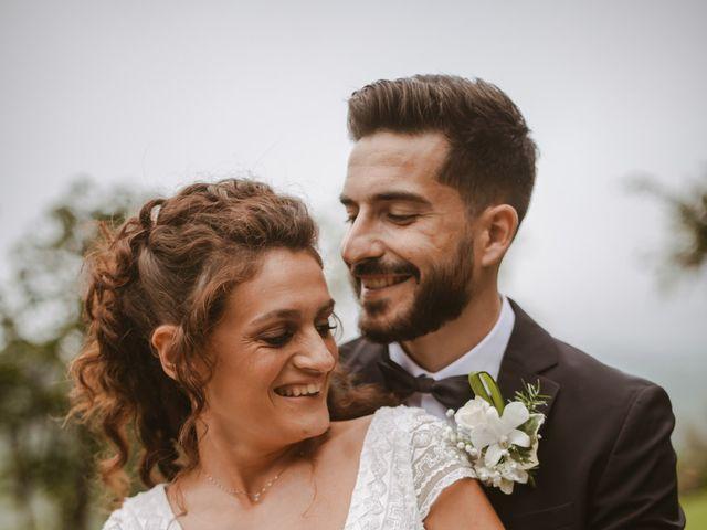 Il matrimonio di Davide e Laura a Ziano Piacentino, Piacenza 20