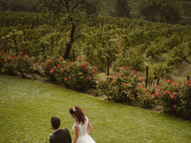 Il matrimonio di Davide e Laura a Ziano Piacentino, Piacenza 22