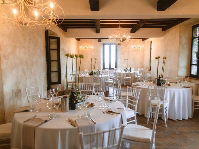 Il matrimonio di Davide e Laura a Ziano Piacentino, Piacenza 28