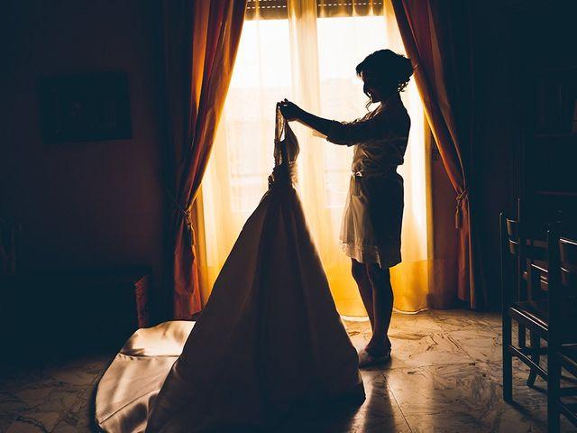 Il matrimonio di Claudia e Piero a Adrano, Catania 11