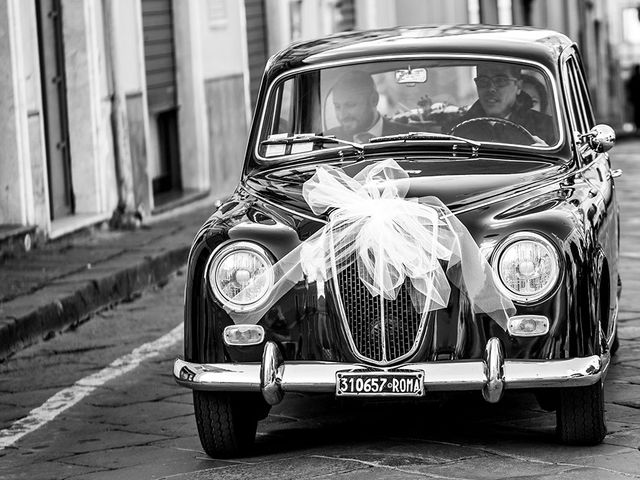 Il matrimonio di Claudia e Piero a Adrano, Catania 32