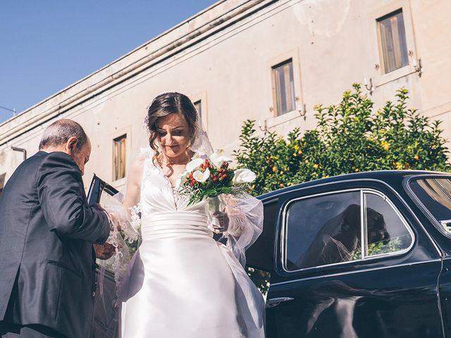 Il matrimonio di Claudia e Piero a Adrano, Catania 34