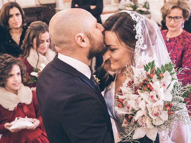 Il matrimonio di Claudia e Piero a Adrano, Catania 35