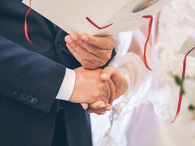 Il matrimonio di Claudia e Piero a Adrano, Catania 36