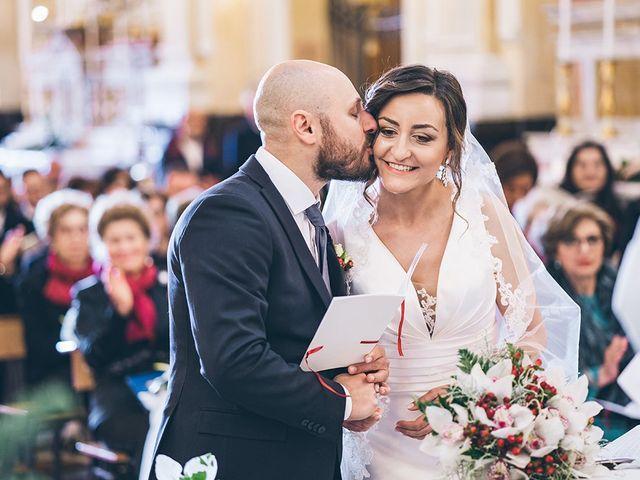 Il matrimonio di Claudia e Piero a Adrano, Catania 37