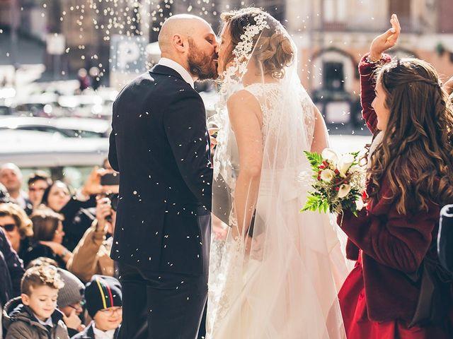 Il matrimonio di Claudia e Piero a Adrano, Catania 39