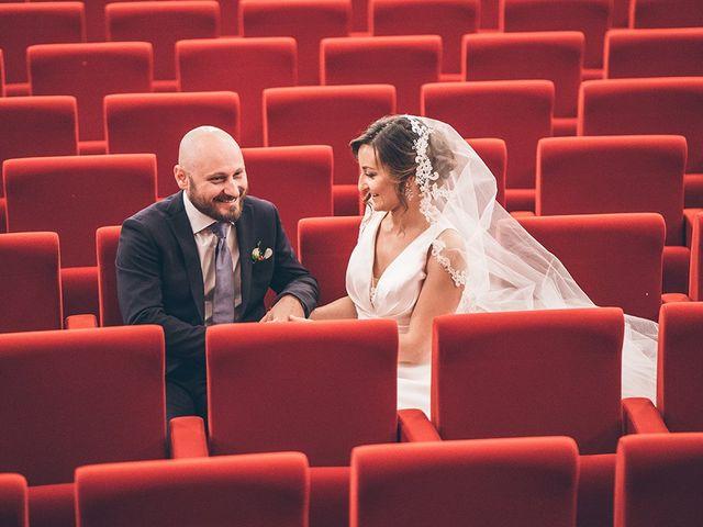 Il matrimonio di Claudia e Piero a Adrano, Catania 40
