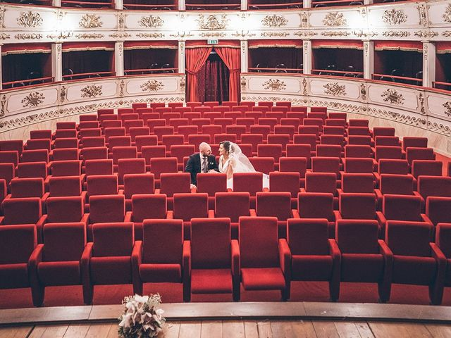 Il matrimonio di Claudia e Piero a Adrano, Catania 41