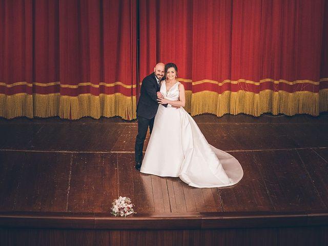 Il matrimonio di Claudia e Piero a Adrano, Catania 42