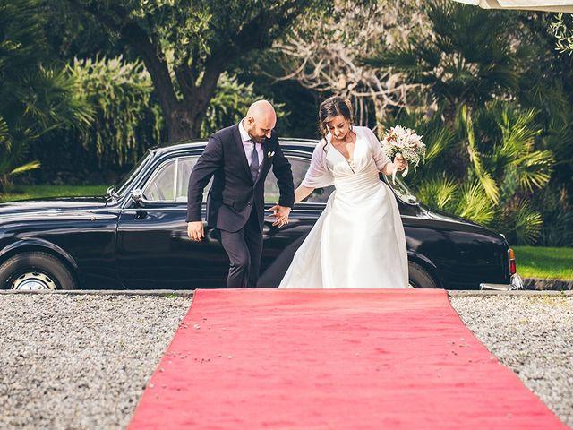 Il matrimonio di Claudia e Piero a Adrano, Catania 44