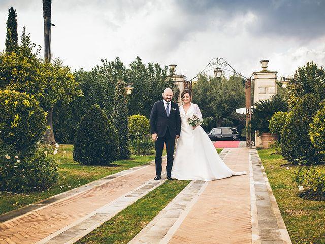 Il matrimonio di Claudia e Piero a Adrano, Catania 45