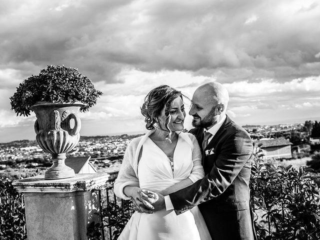 Il matrimonio di Claudia e Piero a Adrano, Catania 50